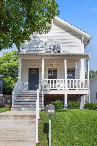 Wyandotte County Single Family Home For Sale: 4524 Eaton Street