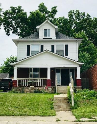 Kansas City Single Family Home For Sale: 10 S 15th Street