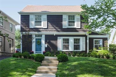 Single Family Home For Sale: 200 W 68th Terrace