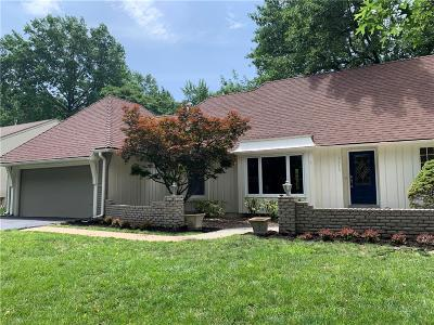 Overland Park Single Family Home For Sale: 7615 W 100th Place
