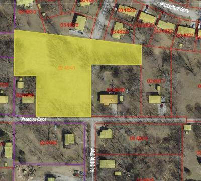 Wyandotte County Residential Lots & Land For Sale: 7050 Farrow Avenue