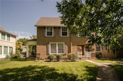 Single Family Home For Sale: 426 W 61st Terrace