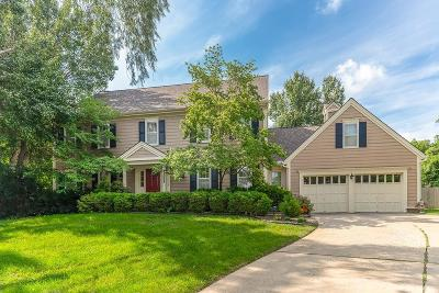 Leawood Single Family Home For Sale: 11008 Alhambra Street