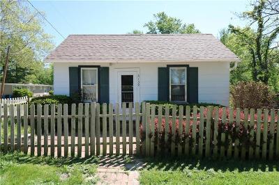 Kansas City Single Family Home For Sale: 3139 N 72nd Street