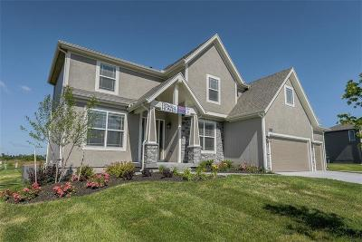 Olathe Single Family Home For Sale: 16964 S Hunter Street