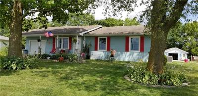 Lawson Single Family Home For Sale: 527 Salem Road