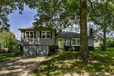 Overland Park Single Family Home For Sale: 10220 Dearborn Drive