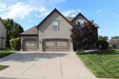 Leavenworth Single Family Home For Sale: 2109 Cedar Ridge Drive