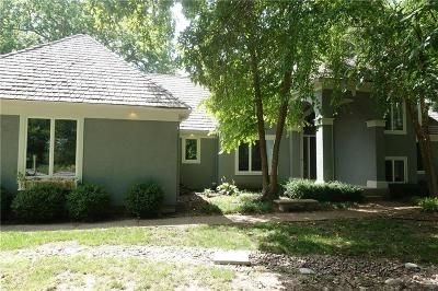 Single Family Home For Sale: 16820 S Country Club Drive