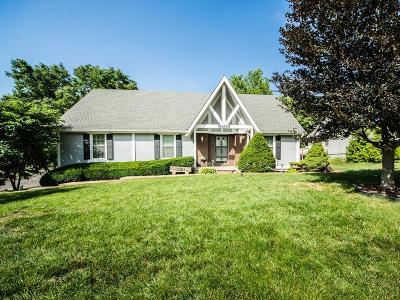 Shawnee Single Family Home For Sale: 6406 Oakview Street
