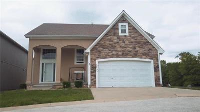 Kansas City Single Family Home For Sale: 12603 Charlotte Street