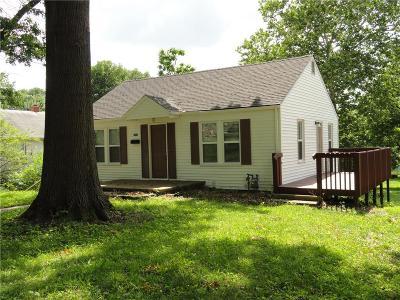 Kansas City Single Family Home For Sale: 2606 N 43 Street