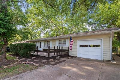 Douglas County Single Family Home For Sale: 1607 W 22nd Street