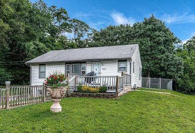 Leavenworth Single Family Home For Sale: 515 S 9th Street