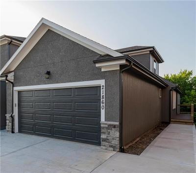 Olathe Condo/Townhouse For Sale: 21860 W 123rd Terrace