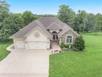 Olathe Single Family Home For Sale: 2190 W Valley Road