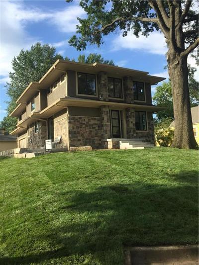 Prairie Village Single Family Home For Sale: 2201 W 73 Terrace