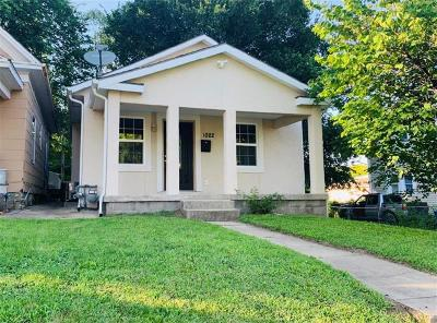 Kansas City Single Family Home For Sale: 1022 Sandusky Avenue