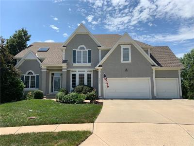 Shawnee Single Family Home For Sale: 13411 W 73rd Street