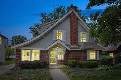 Single Family Home For Sale: 6444 Main Street