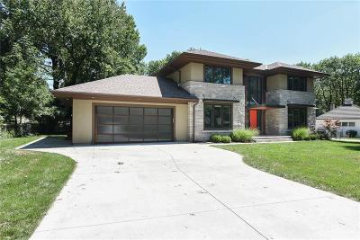 Single Family Home For Sale: 3012 W 91st Street