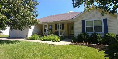 Leavenworth Single Family Home For Sale: 2247 Hebbeln Drive