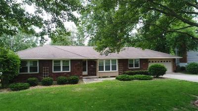 Leavenworth Single Family Home For Sale: 1309 Limit Street
