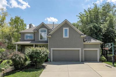Overland Park Single Family Home For Sale: 5105 W 162 Street