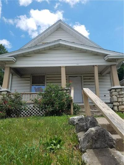 Kansas City Single Family Home For Sale: 1225 Bennington Avenue