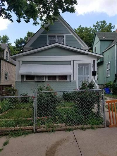 Kansas City Single Family Home For Sale: 3832 Roberts Street