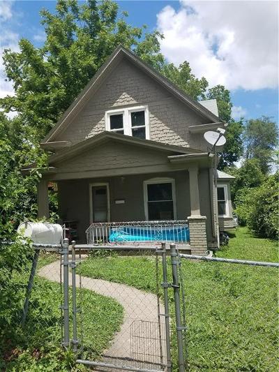 Kansas City Single Family Home For Sale: 6344 11th Street
