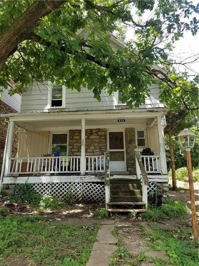 Kansas City Single Family Home For Sale: 812 Beacon Avenue