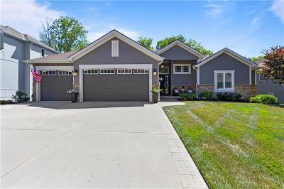 Copperleaf Single Family Home For Sale: 9509 NE 93rd Terrace