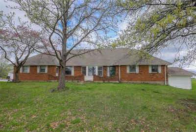 Clay County Single Family Home For Sale: 4300 NE 92nd Street
