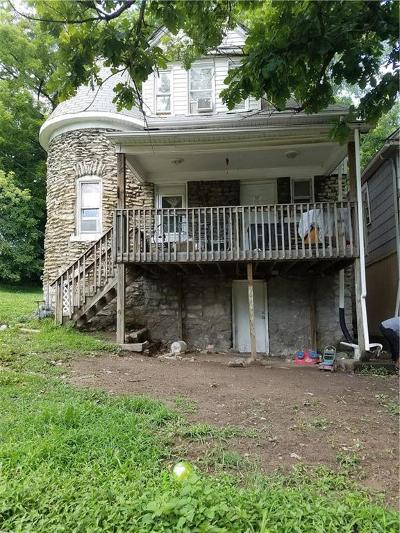 Kansas City Single Family Home For Sale: 814 Beacon Avenue
