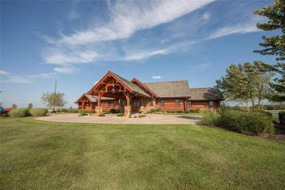 Cass County Single Family Home For Sale: 32803 S D Highway