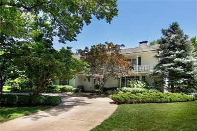 Mission Hills Single Family Home For Sale: 6301 Belinder Avenue