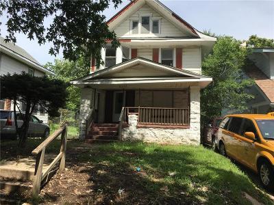 Kansas City Single Family Home For Sale: 3017 Bales Avenue