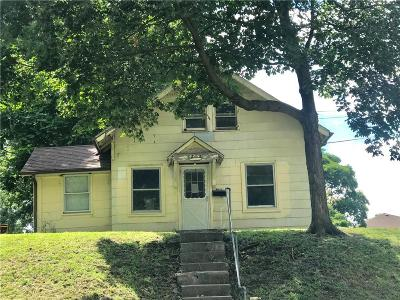 Independence Single Family Home For Sale: 1202 N Liberty Street