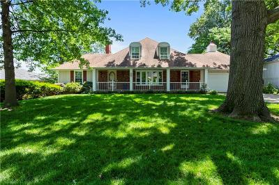 Independence Single Family Home For Sale: 3209 Sunrise Slope Drive