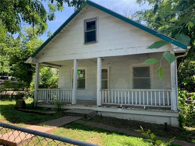 Kansas City Single Family Home For Sale: 247 N 35th Street