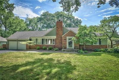 Single Family Home For Sale: 9401 Meadow Lane
