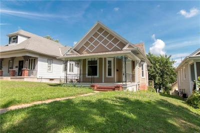Buchanan County Single Family Home For Sale: 2611 Duncan Street