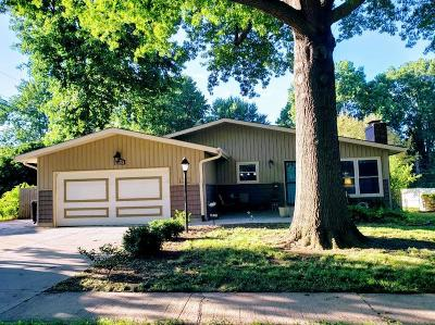 Blue Springs Single Family Home For Sale: 813 NW Hearnes Avenue