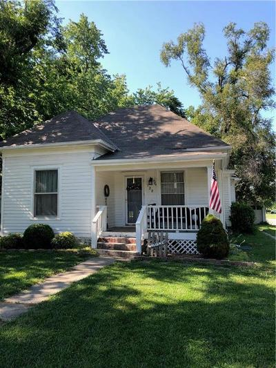 Spring Hill Single Family Home For Sale: 120 E Nichols Street