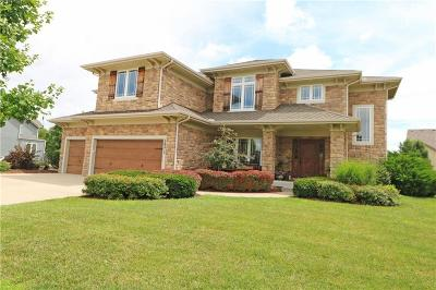 Olathe Single Family Home For Sale: 16213 S Bradley Drive