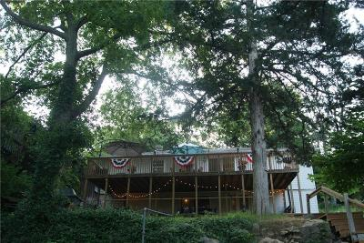 Bonner Springs Single Family Home For Sale: 507 Lake Of The Forest Drive