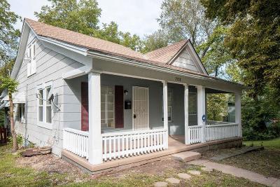 Kansas City Single Family Home For Sale: 2228 Chelsea Avenue