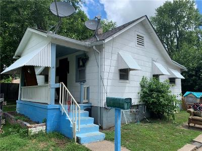 Independence MO Single Family Home For Sale: $58,000