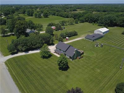 Cass County Single Family Home For Sale: 25200 E 258th Street